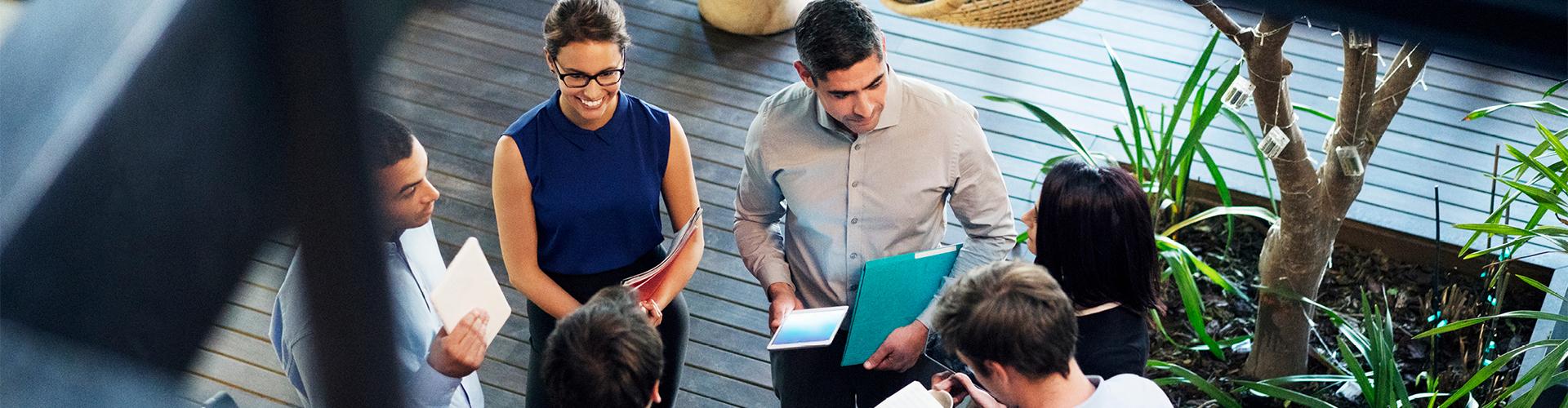 Personaleinsatzplanung Software von ORTEC